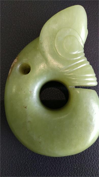 红山文化玉猪龙