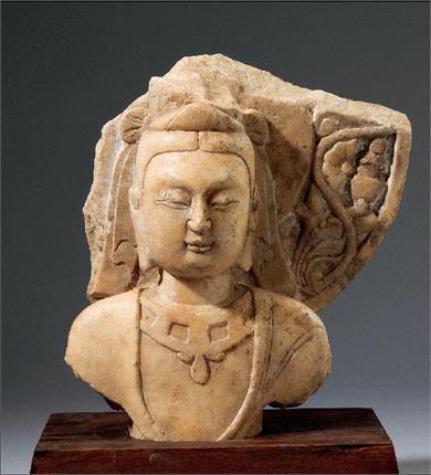 石雕佛造像