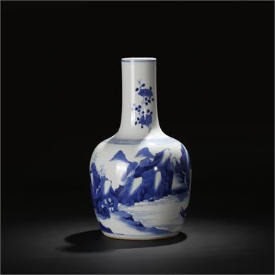 明代青花瓶